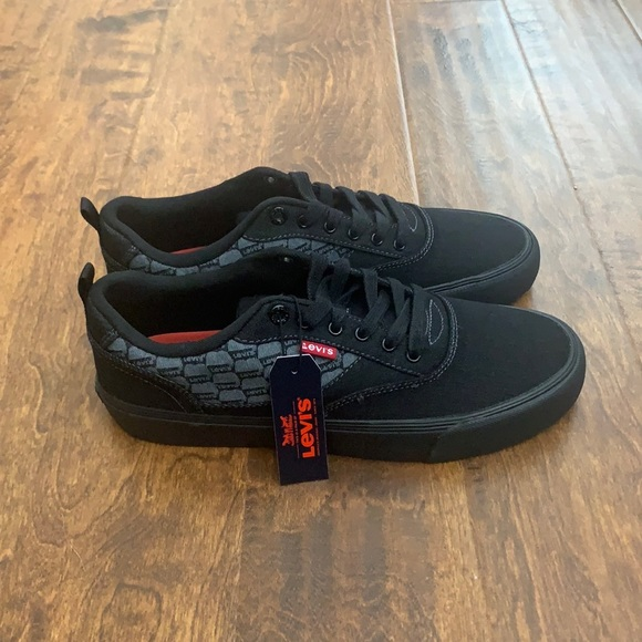 Levi's Men's Lance Lo Monogram Shoes Size 11